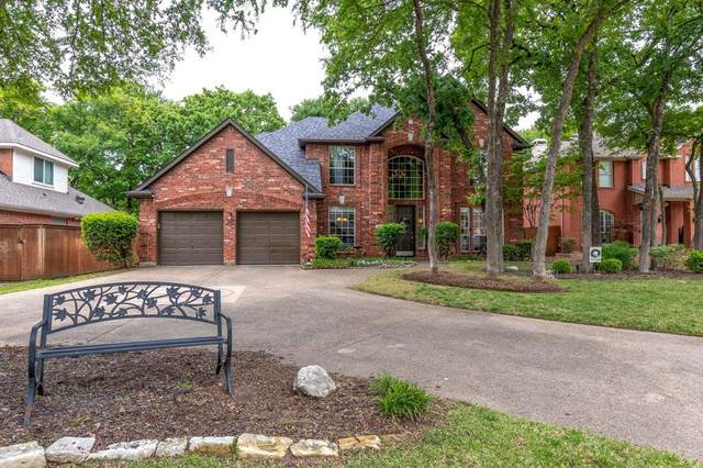 4213 Remington Park Court, Flower Mound, TX 75028 (MLS #14553022) :: Wood Real Estate Group