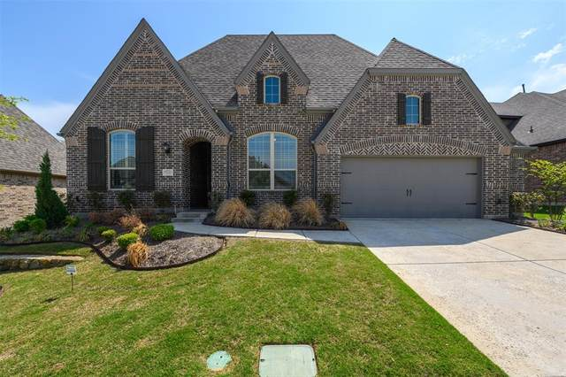 9804 Forester Trail, Oak Point, TX 75068 (MLS #14553025) :: NewHomePrograms.com