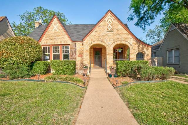 3401 Rogers Avenue, Fort Worth, TX 76109 (MLS #14553123) :: The Chad Smith Team