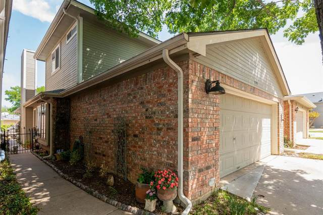 1903 Maplewood Trail, Colleyville, TX 76034 (MLS #14553133) :: Justin Bassett Realty