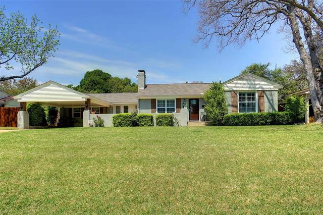 6382 Greenway Road, Fort Worth, TX 76116 (MLS #14553249) :: The Chad Smith Team