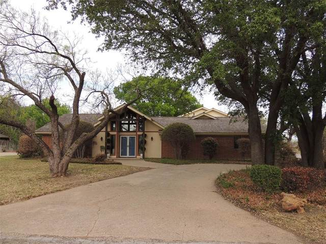 1933 Lytle Trail, Abilene, TX 79602 (MLS #14553865) :: Team Hodnett