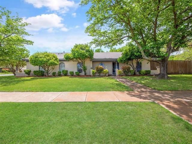 2300 Sunset Lane, Arlington, TX 76015 (MLS #14553915) :: The Mauelshagen Group