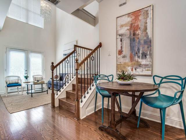 5803 Hudson Street #2, Dallas, TX 75206 (MLS #14554299) :: Results Property Group