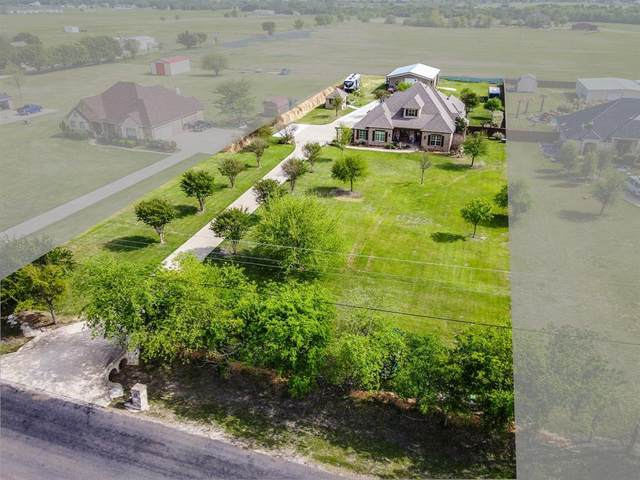 1326 Broadhead Road, Waxahachie, TX 75165 (MLS #14554379) :: Real Estate By Design