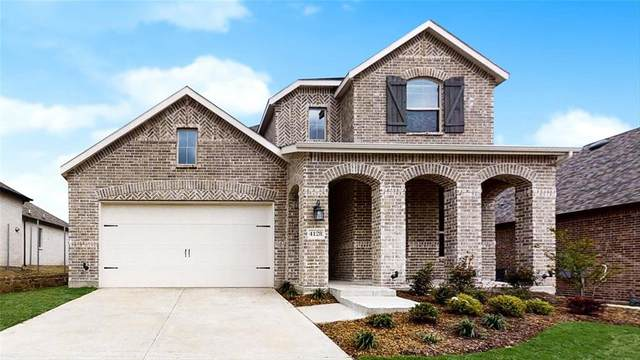 4128 Red Spruce Way, Mckinney, TX 75071 (MLS #14554582) :: Results Property Group