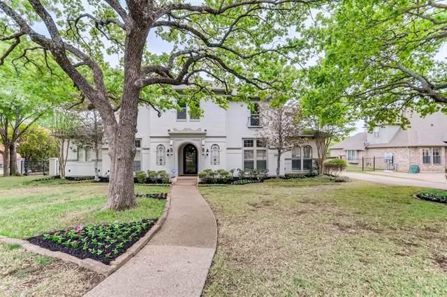 2809 Tyler Street, Southlake, TX 76092 (MLS #14554620) :: Team Hodnett