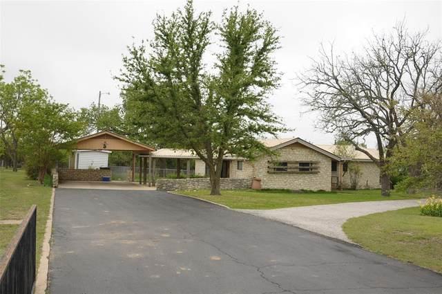 20 Us Hwy 84 E, Goldthwaite, TX 76844 (MLS #14554840) :: Trinity Premier Properties