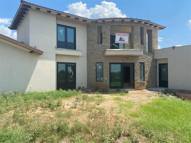 7077 W Hells Gate Drive, Strawn, TX 76475 (MLS #14554878) :: The Good Home Team
