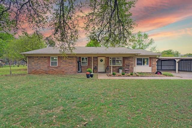 115 Perdue Lane, Weatherford, TX 76085 (#14555059) :: Homes By Lainie Real Estate Group