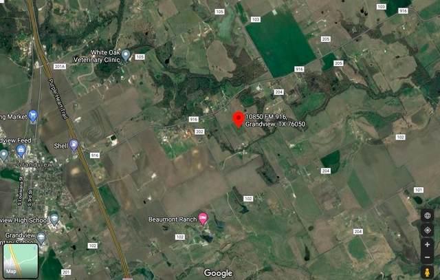 10850 Fm 916, Grandview, TX 76050 (MLS #14555461) :: Team Hodnett