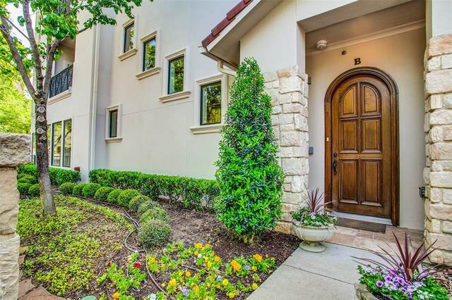 3535 Routh Street B, Dallas, TX 75219 (MLS #14555949) :: Feller Realty