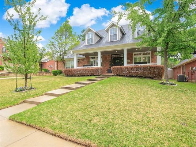 2676 Pinehurst Drive, Grapevine, TX 76051 (MLS #14555993) :: The Rhodes Team