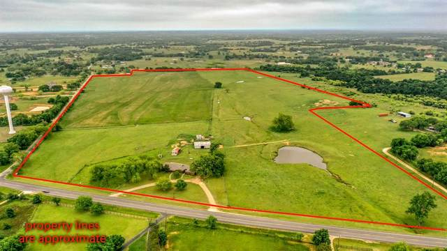 2908 E Fm 4, Cleburne, TX 76031 (MLS #14556189) :: All Cities USA Realty