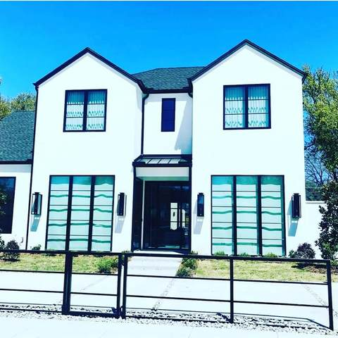 3828 Eaton Drive, Dallas, TX 75220 (MLS #14556420) :: All Cities USA Realty