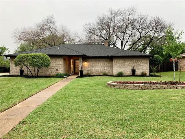 605 Medina Drive, Highland Village, TX 75077 (MLS #14556532) :: Real Estate By Design