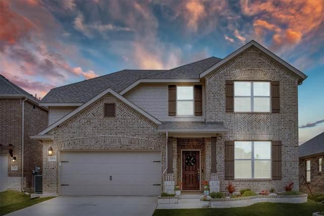 3007 Chestnut Lane, Melissa, TX 75454 (MLS #14556671) :: Feller Realty