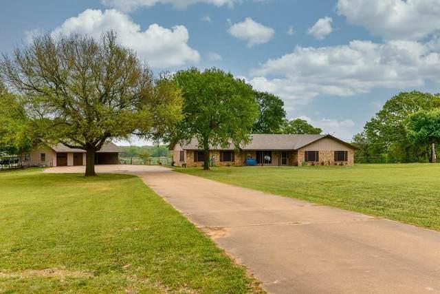 1617 Blair Drive, Cleburne, TX 76031 (MLS #14556714) :: The Chad Smith Team