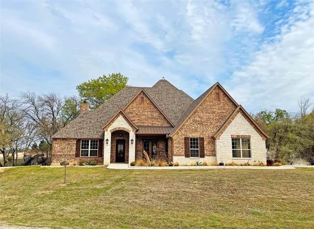 306 Arapahoe Ridge, Weatherford, TX 76087 (MLS #14556887) :: Trinity Premier Properties