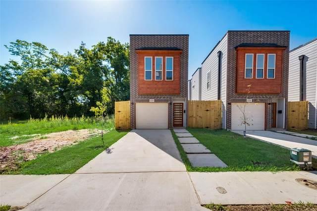 2226 Dyson Street, Dallas, TX 75215 (MLS #14557023) :: Robbins Real Estate Group