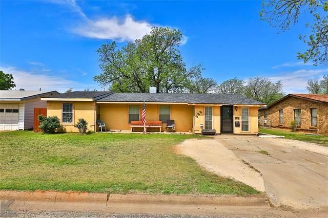 326 Shelton Street, Abilene, TX 79603 (MLS #14557087) :: The Kimberly Davis Group