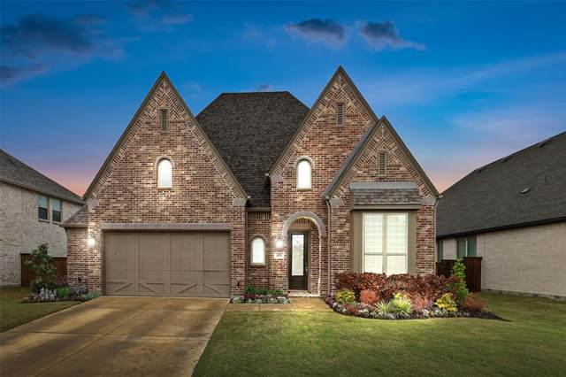 4030 Dewberry Lane, Prosper, TX 75078 (MLS #14557097) :: Real Estate By Design