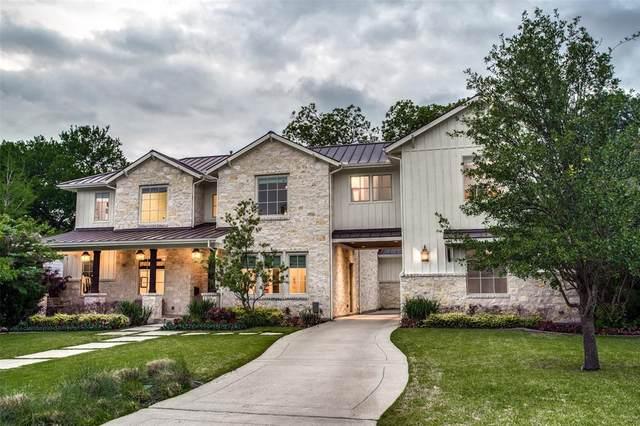 6255 Northwood Road, Dallas, TX 75225 (MLS #14557104) :: The Kimberly Davis Group