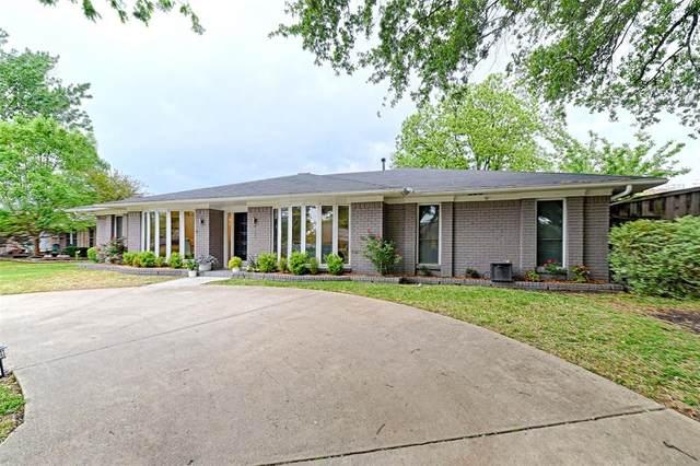 4109 Flintridge Drive, Dallas, TX 75244 (MLS #14557167) :: All Cities USA Realty