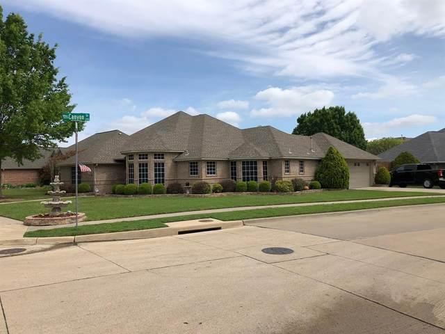 639 W Park Drive, Keller, TX 76248 (MLS #14557277) :: The Mauelshagen Group