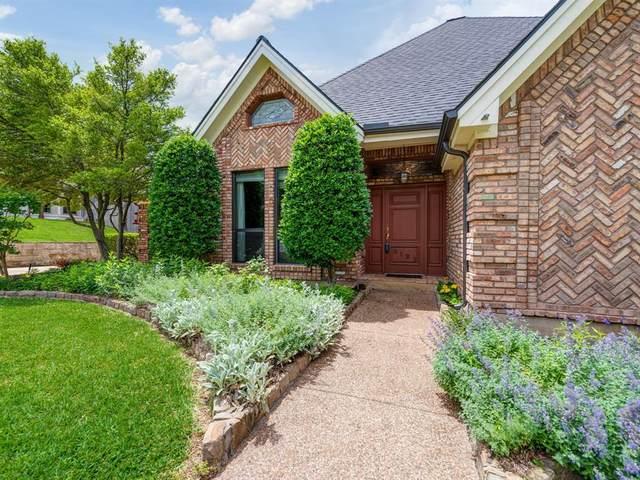 3121 Hurstview Drive, Hurst, TX 76054 (MLS #14557401) :: Real Estate By Design