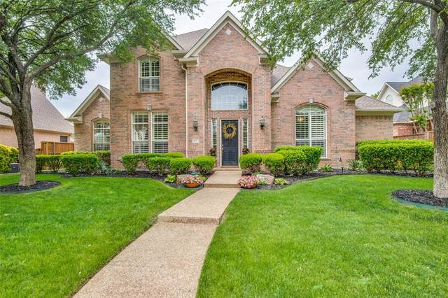 5519 Mallard Trace, Frisco, TX 75034 (MLS #14557452) :: Real Estate By Design