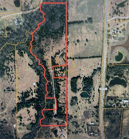 00 County Road 1101, Celeste, TX 75423 (MLS #14557605) :: The Rhodes Team