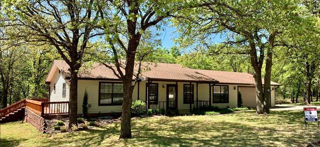 287 Rivercrest Drive, Nocona, TX 76255 (MLS #14557637) :: DFW Select Realty