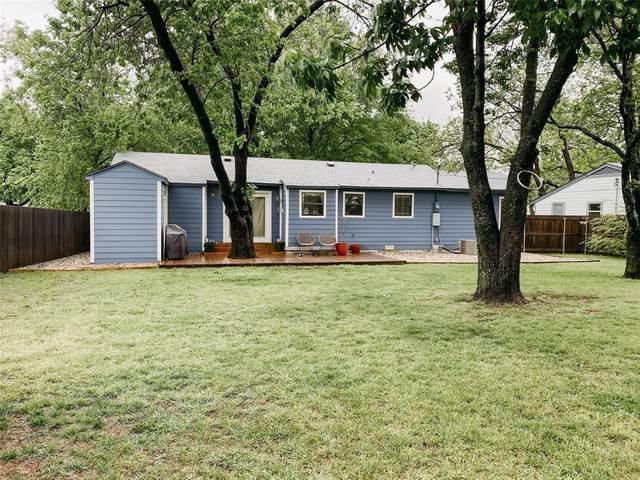 547 Mullins, Lewisville, TX 75057 (MLS #14557692) :: Real Estate By Design