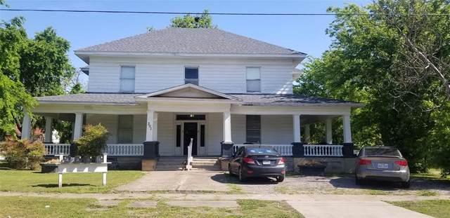 301 E Brin Street, Terrell, TX 75160 (MLS #14557956) :: The Chad Smith Team
