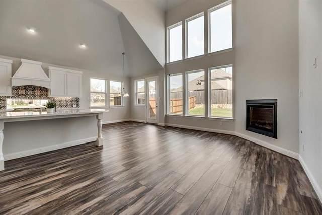 1724 Frisco Hills Boulevard, Little Elm, TX 75068 (MLS #14558735) :: Real Estate By Design
