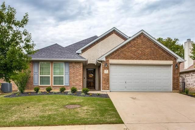 2924 Greenway Drive, Burleson, TX 76028 (MLS #14558772) :: Wood Real Estate Group