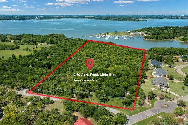 TBD W Dickson Lane, Oak Point, TX 75068 (MLS #14558874) :: The Juli Black Team