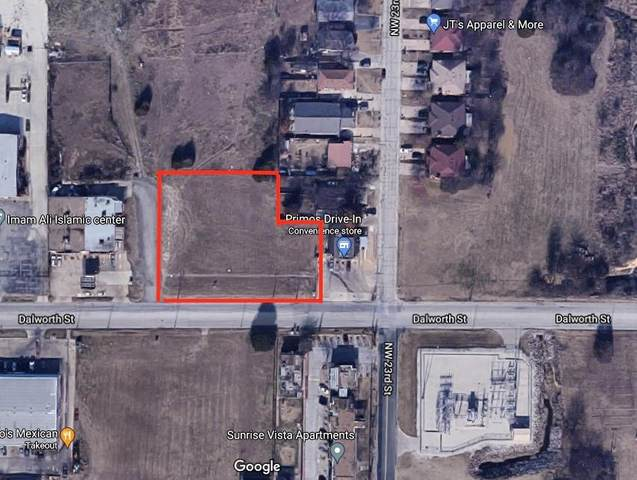 2318 Dalworth Street, Grand Prairie, TX 75050 (MLS #14558975) :: All Cities USA Realty