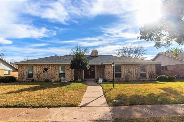 6732 Hillbriar Drive, Dallas, TX 75248 (MLS #14559038) :: The Kimberly Davis Group