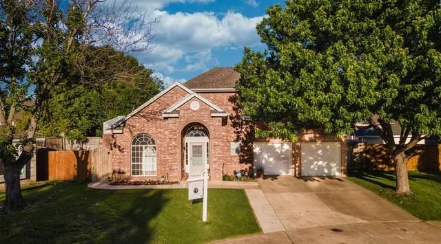 3406 Braes Meadow Court, Grand Prairie, TX 75052 (MLS #14559970) :: The Chad Smith Team
