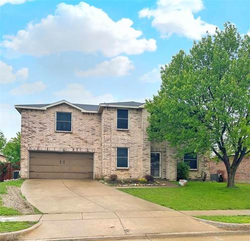 1305 Anna Lea Lane, Burleson, TX 76028 (MLS #14560514) :: Wood Real Estate Group