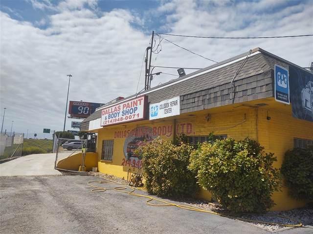410 W Elmore Avenue, Dallas, TX 75224 (MLS #14560859) :: KW Commercial Dallas