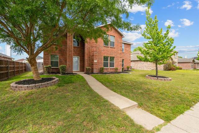 2805 Sutters Mill Way, Wylie, TX 75098 (MLS #14561380) :: Real Estate By Design