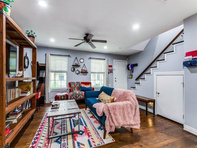 4736 Bradford Drive A, Dallas, TX 75219 (MLS #14561573) :: Frankie Arthur Real Estate