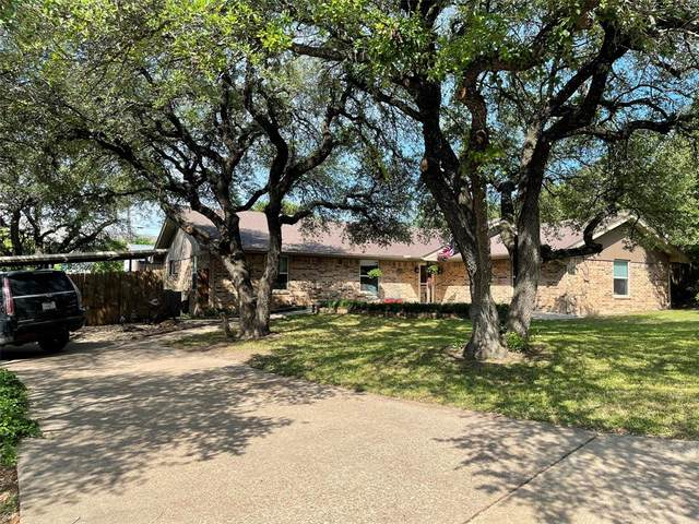 201 Hill Top Road, Glen Rose, TX 76043 (MLS #14561663) :: The Chad Smith Team