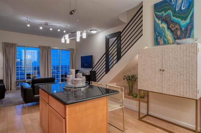 3225 Turtle Creek Boulevard #1650, Dallas, TX 75219 (MLS #14561679) :: Trinity Premier Properties