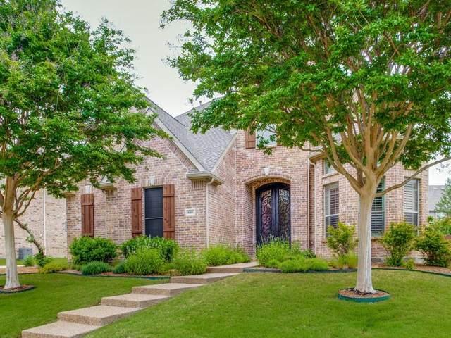 836 Hidden Springs Court, Mckinney, TX 75071 (MLS #14562061) :: Wood Real Estate Group