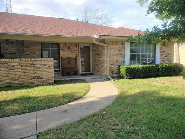 7717 Dentcrest Drive, Dallas, TX 75254 (MLS #14562106) :: Team Tiller