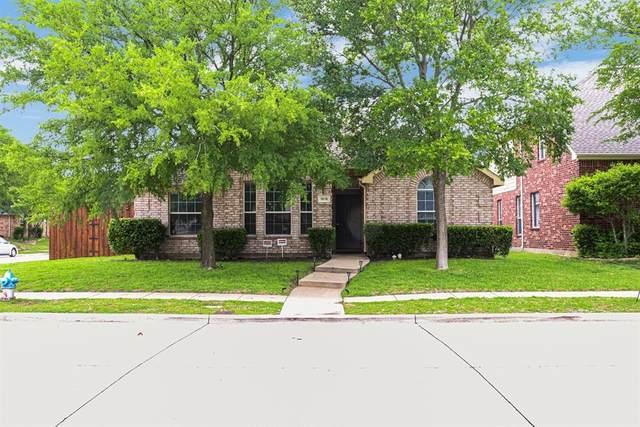 1615 Salvia Springs Drive, Allen, TX 75002 (MLS #14562110) :: Premier Properties Group of Keller Williams Realty
